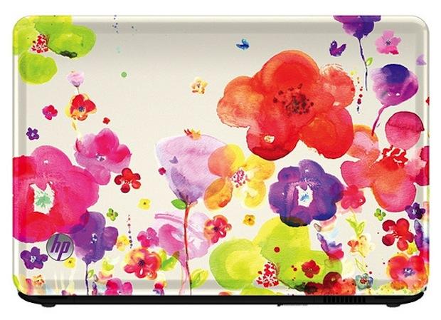 HP Flowers (Foto: Divulgação/HP)