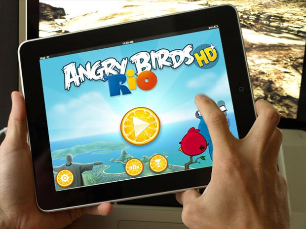 Angry Birds é um dos apps mais famosos do iPad (Foto: Divulgação)