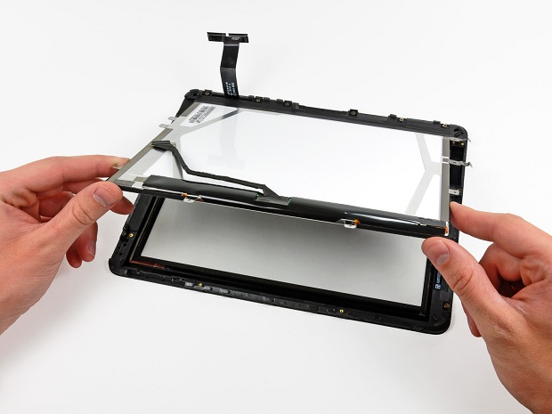 Como trocar a tela do iPad (Foto: Reprodução) (Foto: Como trocar a tela do iPad (Foto: Reprodução))