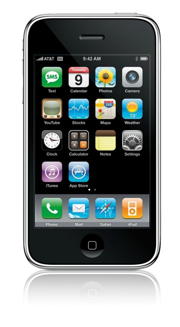 Modelos 2G e 3G abriram a linha de lançamento da era iPhone (Foto: Reprodução)