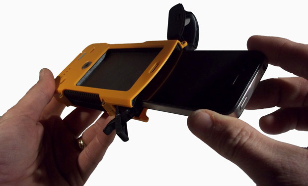 Aqua Tek S Case, a capa que promete proteger o iPhone até de água (Foto: Divulgação) (Foto: Aqua Tek S Case, a capa que promete proteger o iPhone até de água (Foto: Divulgação))