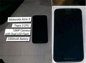 Caso se confirme, novo Atrix terá novamente o título de celular mais poderoso do mundo (Foto: Reprodução)