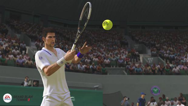 Controle total da raquete é promessa de um concorrente à altura de Top Spin 4 (Foto: Divulgação)