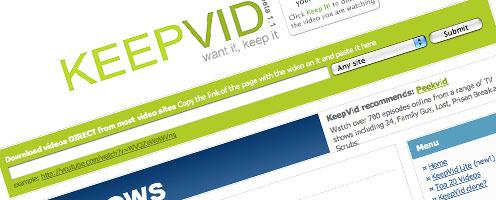 KeepVid (Foto: Divulgação)