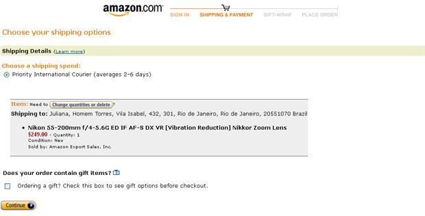Comprar na Amazon (Foto: Reprodução)
