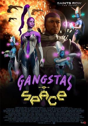 Gangstas in Space (Foto: Divulgação)