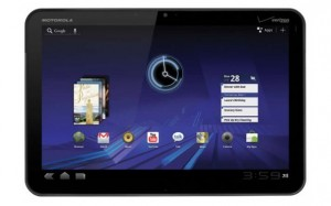Tablet Motorola Xoom vai receber Android 4.0 (Foto: Divulgação)