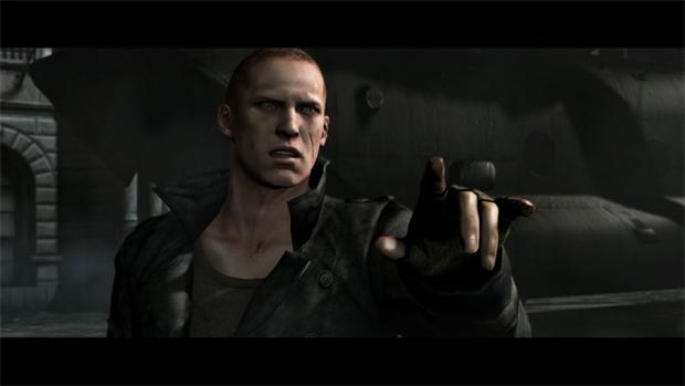 O novo herói de Resident Evil 6 (Foto: Divulgação)