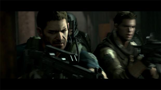Chris está de volta em Resident Evil 6 (Foto: Divulgação)