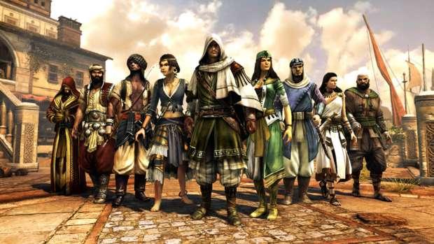Assassin's Creed Revelations (Foto - Divulgação)