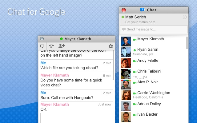 chat_for_google