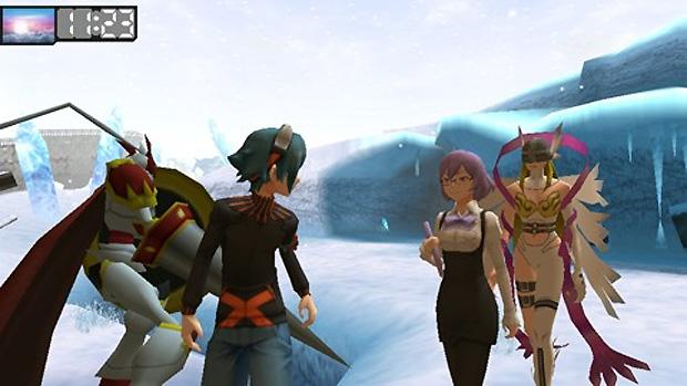 Digimon World Re:Digitize (Foto: Gematsu)