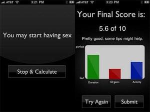 Passio é um aplicativo bizarro que promete mensurar seu desempenho na cama (Foto: Reprodução)