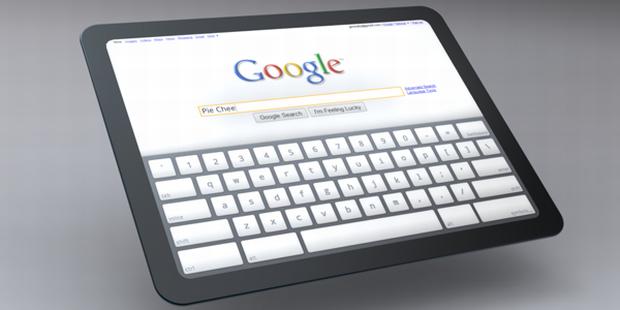Google pode começar a preparar o seu tablet em abril (Foto: Reprodução)