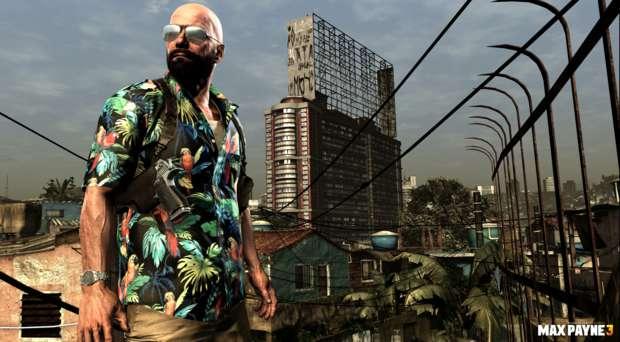 Max Payne 3 (Foto - Divulgação) (Foto: Max Payne 3 (Foto - Divulgação))
