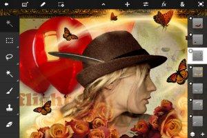 Adobe Photoshop Touch (Foto: Divulgação)