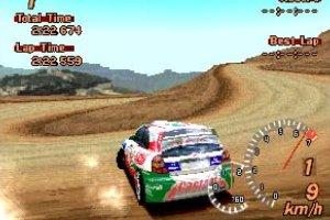 Provas de rally foram um destaque em Gran Turismo 2 (Foto: Reprodução)