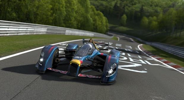 Gran Turismo 5 foi criticado, mas melhorou com atualizações (Foto: Divulgação)