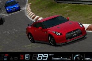 Gran Turismo roda a incríveis 60 fps no PSP (Foto: Divulgação)