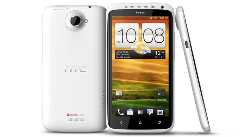 HTC One X, o primeiro smartphone Quad Core da HTC apresentado na MWC 2012 (Foto: Divulgação)
