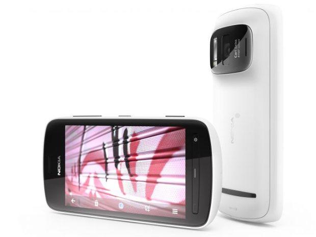 Nokia 808 PureView (Foto: Divulgação)