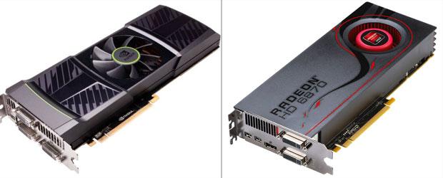 No mercado de jogos e entusiastas, Nvidia GeForce e AMD Radeon disputam palmo a palmo a atenção dos consumidores (Foto: Divulgação
