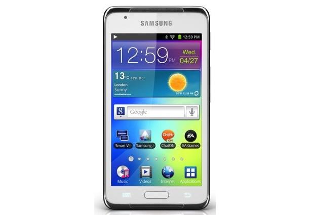 Samsung Galaxy S Wi-Fi 4.2 (Foto: Reprodução)