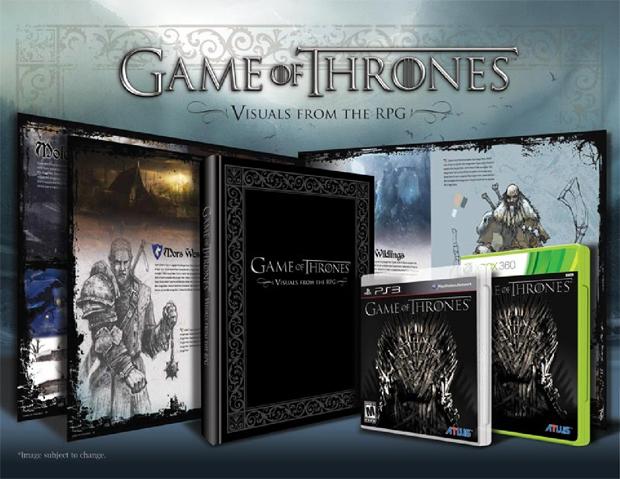 Bônus de pré-venda de A Game of Thrones (Foto: Divulgação)