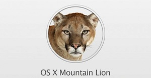 OS X Mountain Lion logo (Foto: Divulgação)