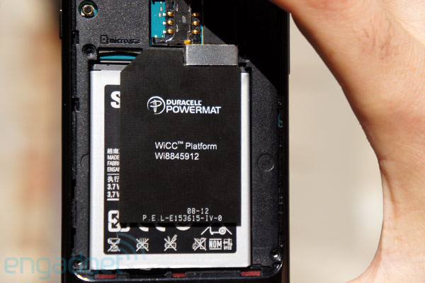 Duracell Powermat WiCC