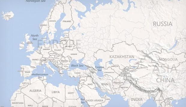 Microsoft e Nokia se unem em projeto de mapas (Foto: Reprodução)