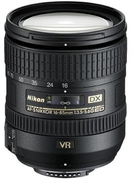 Nikon16-85