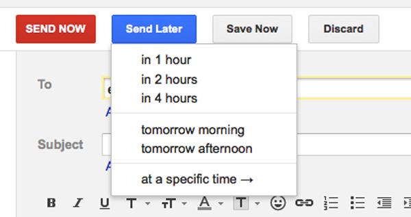 RightInbox permite agendamento de e-mails pelo Gmail (Foto: Reprodução)