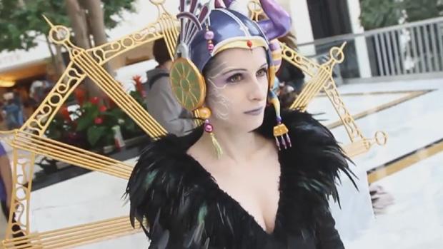 Vídeos mostram compilação com melhores Cosplayers de feira de entretenimento (Foto: Divulgação)