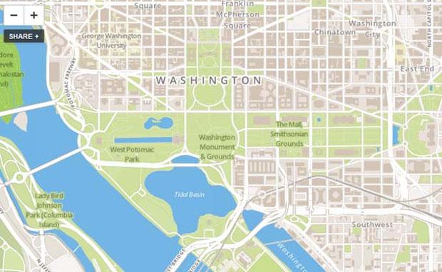 Novo serviço de mapas deve mudar a cara do Foursquare (Foto: Reprodução)