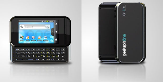 Garoto de 19 anos fabrica smartphones para fanáticos por tecnologia (Foto: Reprodução/GeeksPhone)