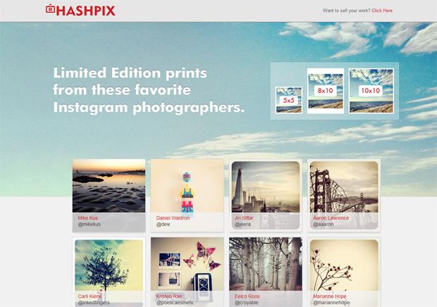 O site oferece 70% dos lucros pelas imagens aos artistas (Foto: Reprodução)