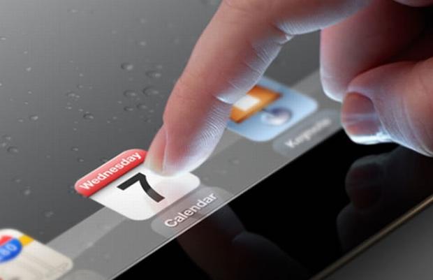 Logs de servidores da Apple mencionam iPad com tela de alta resolução e iOS 6 (Foto: Reprodução)