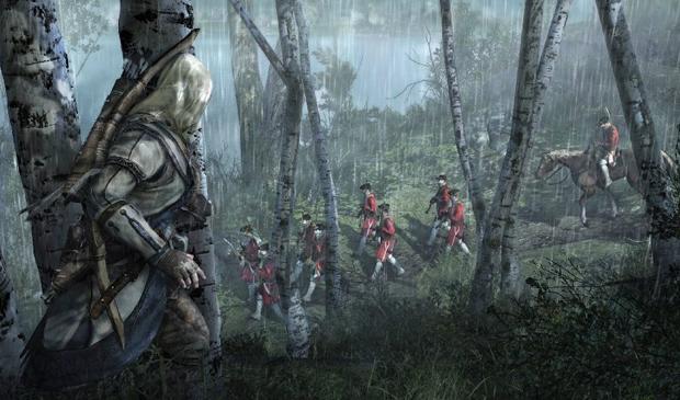 Assassin's Creed III (Foto: Divulgação)