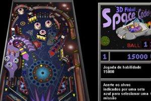 3D Pinball Space Cadet no Windows XP (Foto: Reprodução)