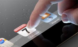 Lançamento do iPad 3 está marcado para 7 de março. Wozniak quer mais Siri no tablet (Foto: Reprodução)