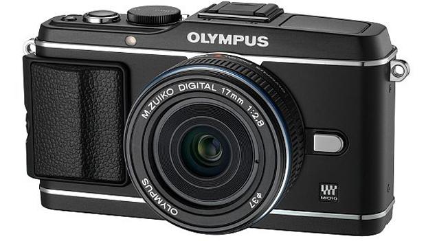 Olympus PEN EP3 (Foto: Divulgação)