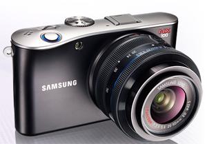 Samsung NX 100 (Foto: Divulgação)
