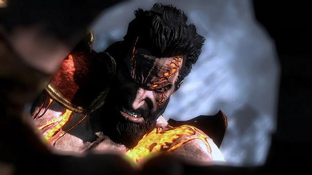 Kratos Brother Deimos Suposto trailer de God...