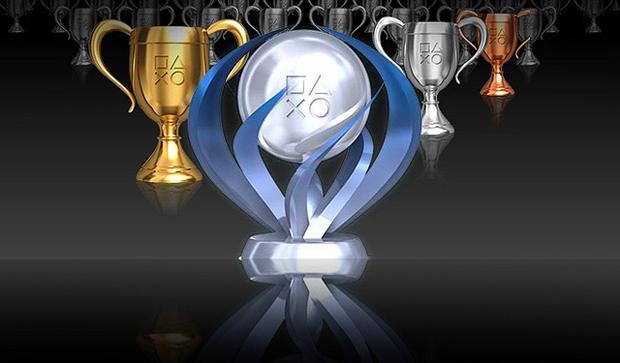 O Troféu de Platina (Foto: Divulgação)