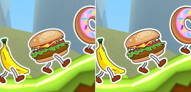 A imagem da esquerda é do iPad atual, e a da direita é o iPad 3 (Foto: Divulgação)