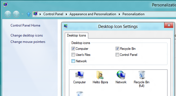 Adicionando atalho ao desktop (Foto: Reprodução/Helito Bijora)