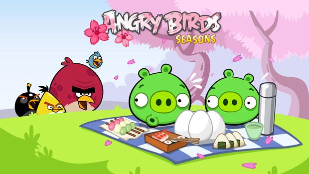 Angry Birds Seasons (Foto: Destructoid)