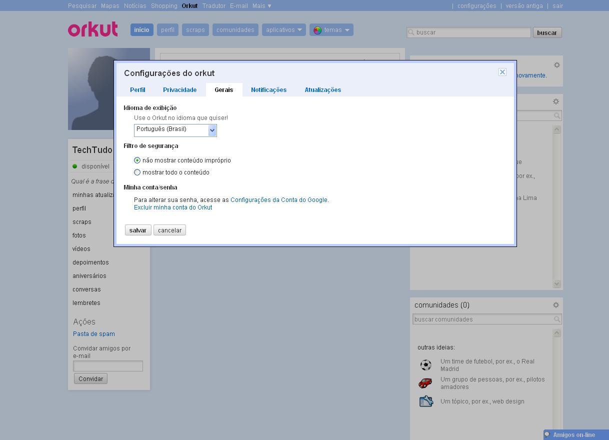 Como desbloquear fotos do orkut 2011 85