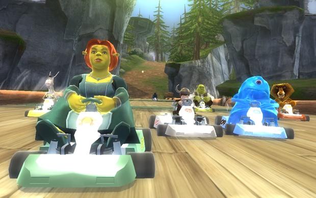 DreamWorks SuperStar Kartz (Foto: Divulgação)